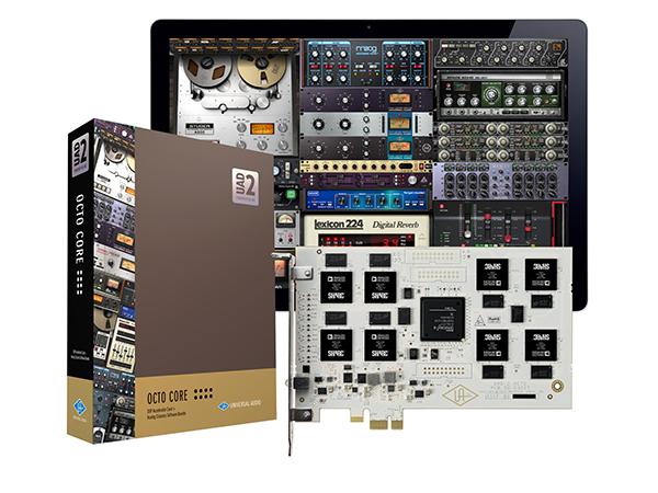 Universal Audio ( ユニバーサル オーディオ ) UAD-2 OCTO CORE