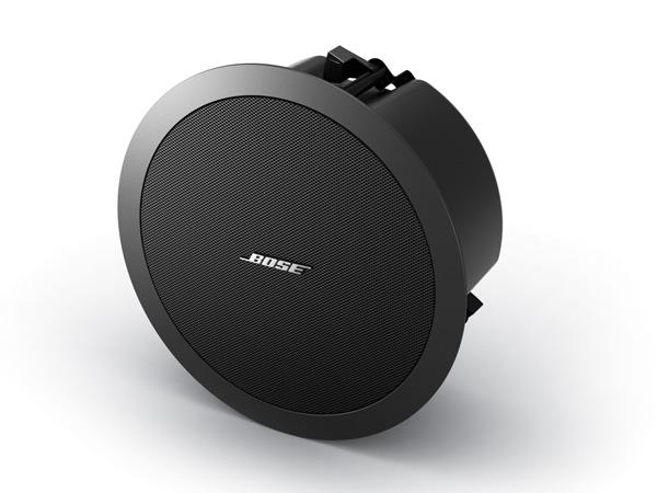 BOSE ( ボーズ ) DS40F B/ブラック (1本)  ◆ 天井埋込型スピーカー・シーリング型