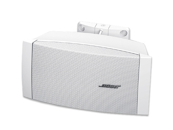 BOSE ( ボーズ ) DS16S W /ホワイト (1本)  ◆  壁掛けブラケット付属 フルレンジスピーカー 屋内専用 [DS16SW]