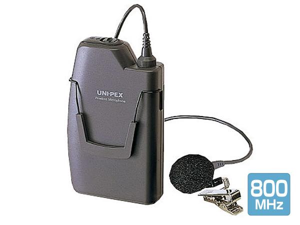 UNI-PEX ( ユニペックス ) WM-8100A ◆ ワイヤレス 送信機