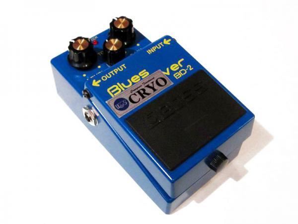 W&S CRYO ( ダブルアンドエスクライオ ) BOSS BD-2 Blues Driver 【W&Sクライオエフェクター】