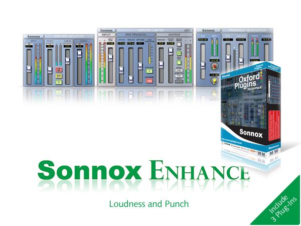 Sonnox Oxford ( ソノックスオックスフォード ) Enhance Native