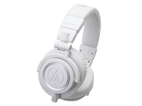 audio-technica ( オーディオテクニカ ) ATH-M50xWH 密閉ダイナミック型モニターヘッドホン