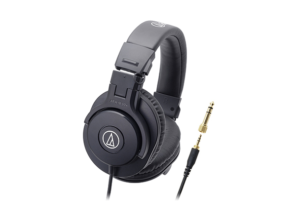 audio-technica ( オーディオテクニカ ) ATH-M30x 密閉ダイナミック型モニターヘッドホン