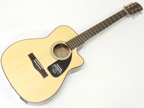 Fender Acoustic ( フェンダー アコースティック ) CF-60CE(NAT)