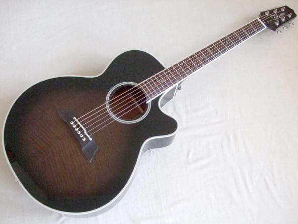 TAKAMINE ( タカミネ ) PTU121C GBB【日本製 エレアコ アコースティックギター  】