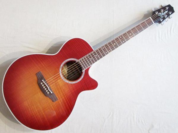 TAKAMINE ( タカミネ ) PTU121C FCB【国産 エレアコ アコースティックギター  】