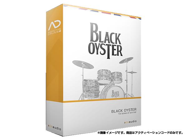 xlnaudio ( エクスエルエヌ オーディオ ) Addictive Drums 2:  Black Oyster  ◆【ADpak】【ダウンロードコード商品】