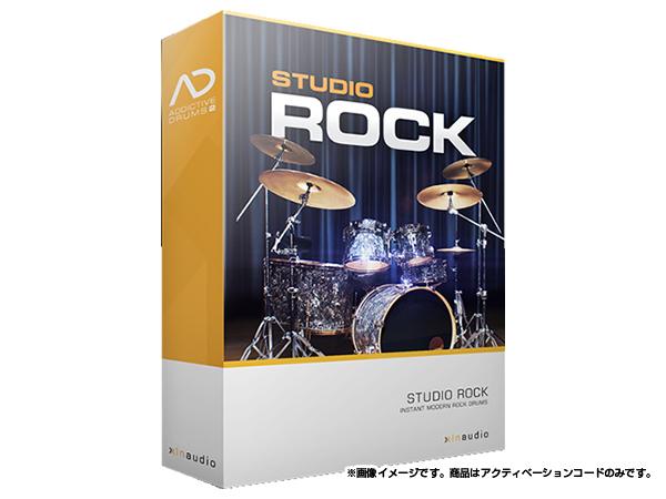 xlnaudio ( エクスエルエヌ オーディオ ) Addictive Drums 2:  Studio Rock