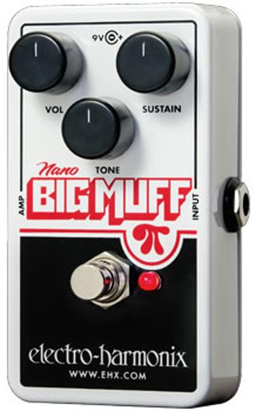 Electro Harmonix ( エレクトロハーモニクス ) Nano Big Muff
