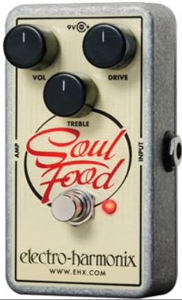 Electro Harmonix ( エレクトロハーモニクス ) Soul Food