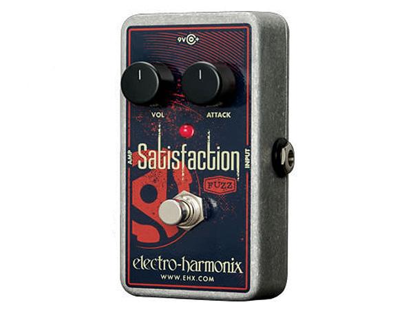 Electro Harmonix ( エレクトロハーモニクス ) Satisfaction
