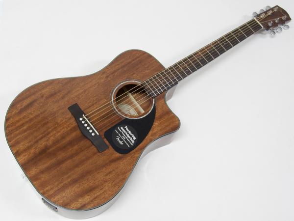 Fender Acoustic ( フェンダー アコースティック ) CD-60CE MAHOGANY