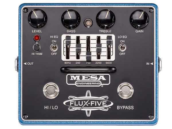 Mesa Boogie FLUX-FIVE 【オーバードライブ】