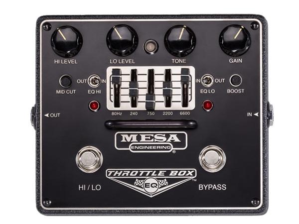 Mesa Boogie ( メサ・ブギー ) THROTTLE BOX EQ