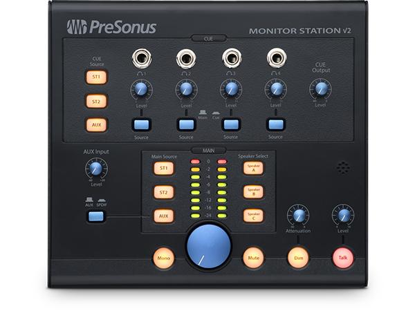 PreSonus ( プリソーナス ) Monitor Station V2