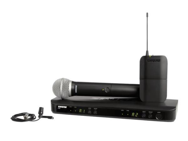 SHURE ( シュア ) BLX1288/CVL ◆ ボーカル ・ ラベリア コンボ ワイヤレス システム
