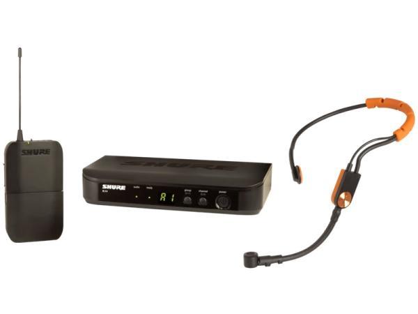 SHURE ( シュア ) BLX14/SM31 ◆ ヘッドウォーン ワイヤレスシステム