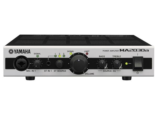 YAMAHA ( ヤマハ ) MA2030 ◆ パワーアンプ  ハイ/ローインピーダンス兼用 【MA-2030】for 設備 店舗 BGM接続
