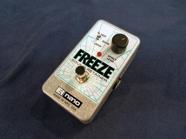 Electro Harmonix ( エレクトロハーモニクス ) Freeze / Sound Retainer