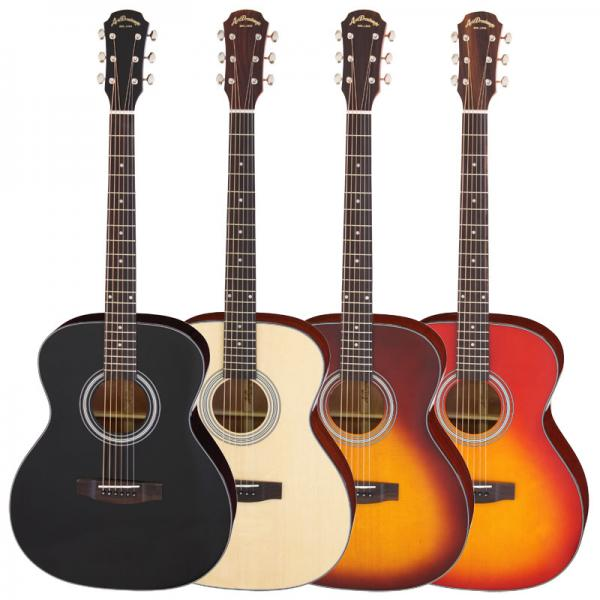 Aria Dreadnought AF-201 BLS(Blue Shade), BK(Black), N(Natural), TS(Tobacco Sunburst), CS(Cherry Sunburst)計5色
