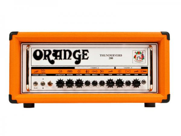 Orange ( オレンジ ) Thunderverb 200 Head < 展示品アウトレット特価 >