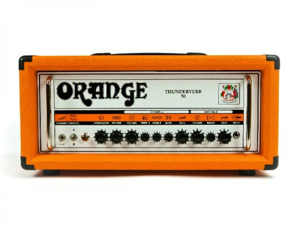 Orange ( オレンジ ) Thunderverb 50 Head < 展示品アウトレット特価 >