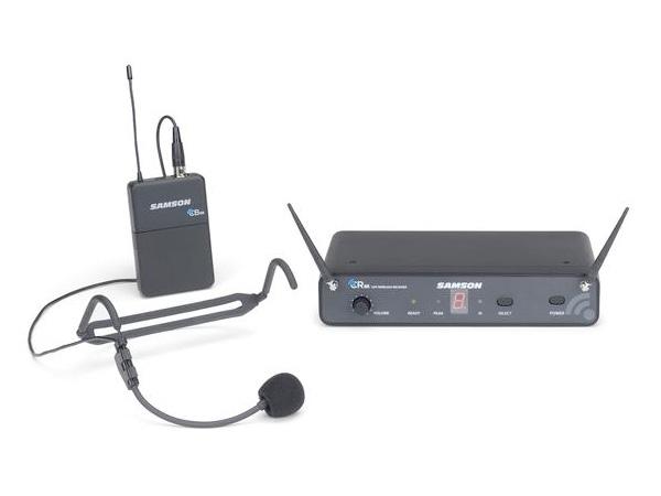 SAMSON ( サムソン ) Concert 88X ヘッドセット型 ワイヤレスマイクシステム (w/ HS5) ESWC88BHS5J-B