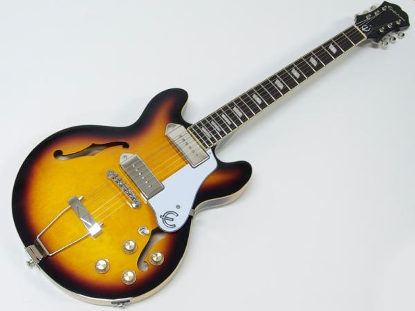 EPIPHONE ( エピフォン ) Casino Coupe  (VS)【 by ギブソン カジノ  】