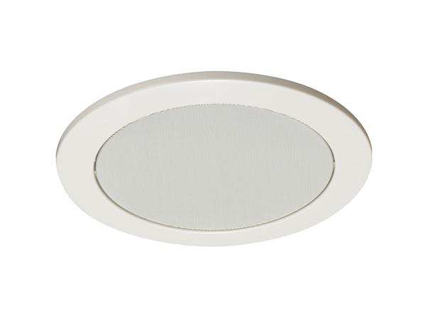 TOA ( ティーオーエー ) CP-183A ◆ アルミ枠 アルミネット オフホワイト塗装 天井埋込型スピーカー用パネル 丸型