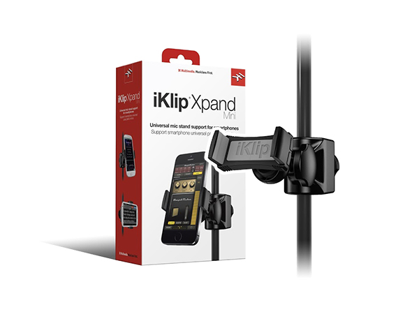 IK MULTIMEDIA iKlip Xpand Mini  ◆【日本正規代理店品】