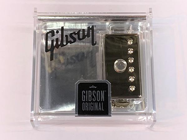 Gibson ( ギブソン ) Burstbucker #1 Nickel / IM57A ニッケルカバー