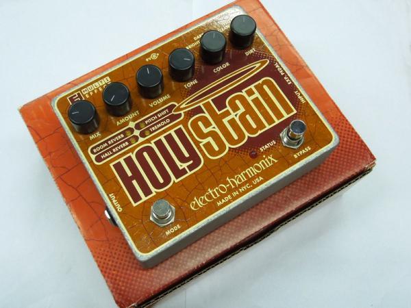 Electro Harmonix ( エレクトロハーモニクス ) Holy Stain