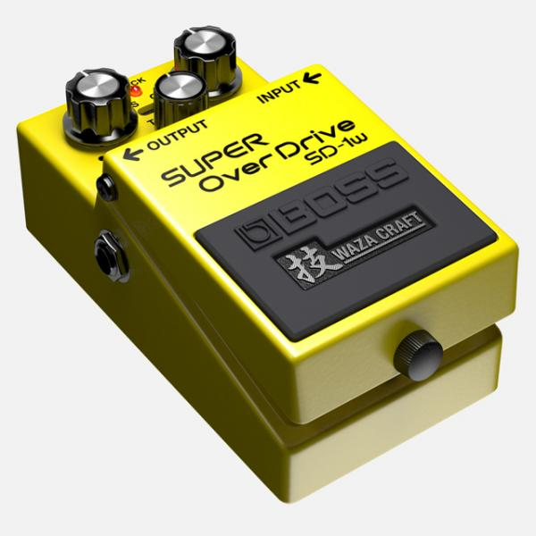 BOSS ( ボス ) SD-1W SUPER OverDrive