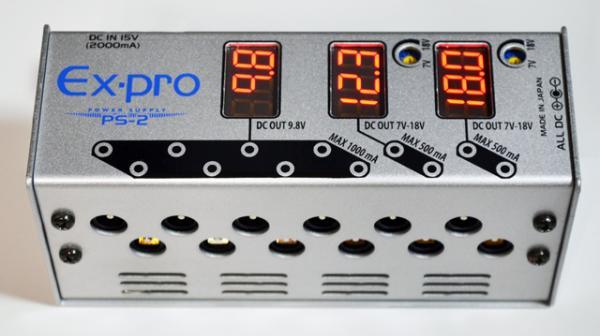 EX-PRO ( イーエックスプロ ) PS-2 Power Supply