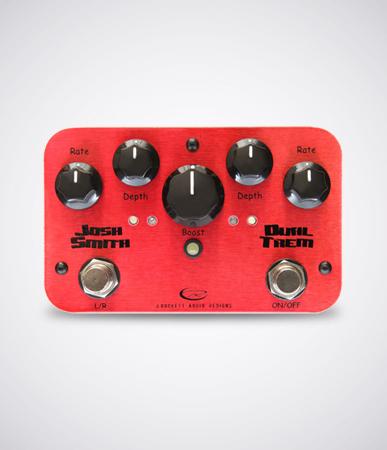 Rockett Pedals ( ロケットペダル ) Josh Smith Dual Trem