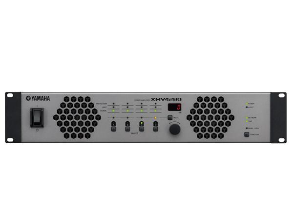 YAMAHA ( ヤマハ ) XMV4280 ◆ パワーアンプ ( ハイ・ロー兼用 ) ・4チャンネルモデル