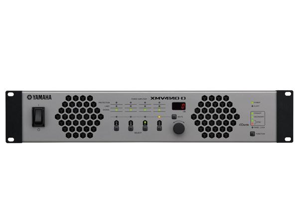 YAMAHA ( ヤマハ ) XMV4140-D ◆ パワーアンプ ( ハイ・ロー兼用 ) ・4チャンネルモデル
