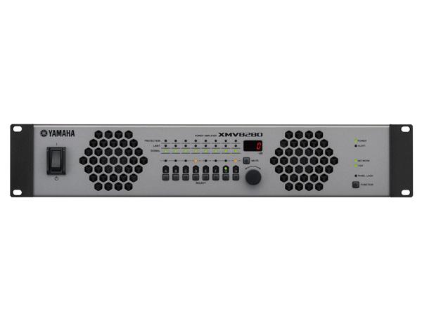YAMAHA ( ヤマハ ) XMV8280 ◆ パワーアンプ ( ハイ・ロー兼用 ) ・8チャンネルモデル