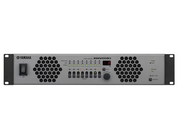 YAMAHA ( ヤマハ ) XMV8140 ◆ パワーアンプ ( ハイ・ロー兼用 ) ・8チャンネルモデル