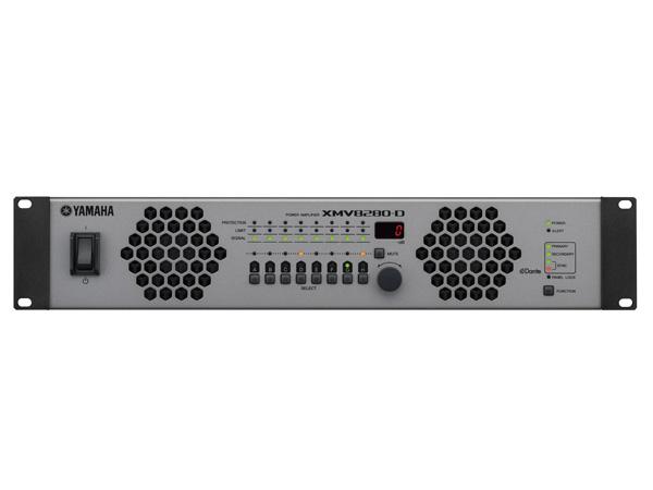 YAMAHA ( ヤマハ ) XMV8280-D ◆ パワーアンプ ( ハイ・ロー兼用 ) ・8チャンネルモデル