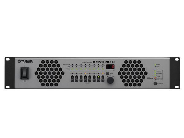 YAMAHA ( ヤマハ ) XMV8140-D ◆ パワーアンプ ( ハイ・ロー兼用 ) ・8チャンネルモデル