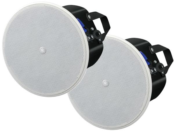 YAMAHA ( ヤマハ ) VXC4W (ペア) ◆ 小型設備用天井埋め込み型 スピーカーシステム・シーリング型