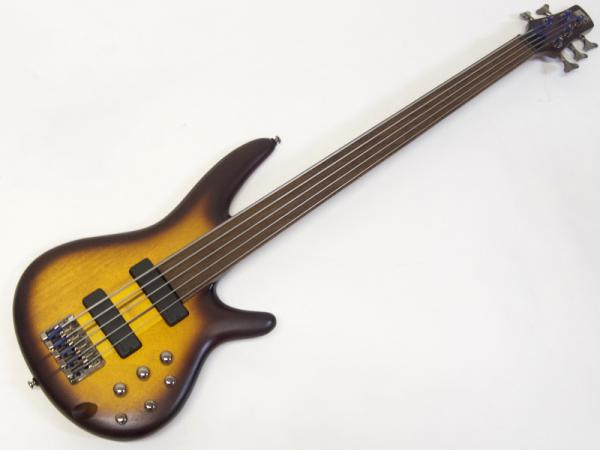 Ibanez ( アイバニーズ ) SRF705 BBF 【 フレットレス・5弦ベース   】