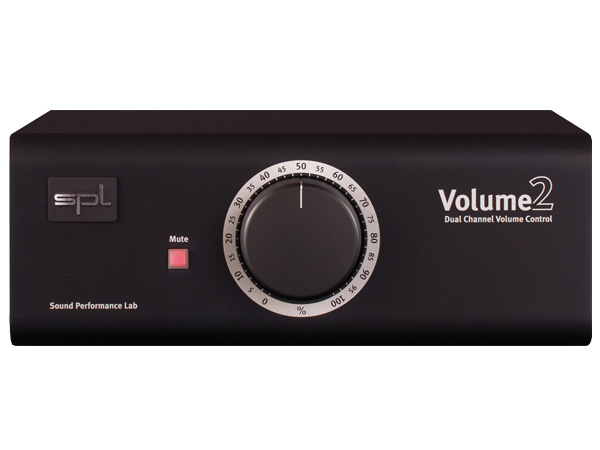 SPL Model 2612 Volume2 ◆ ボリュームコントローラ