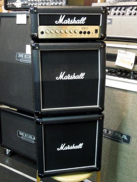 Marshall ( マーシャル ) G15MS