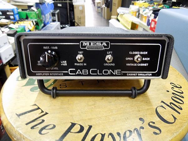 Mesa Boogie ( メサ・ブギー ) CAB CLONE 16Ω