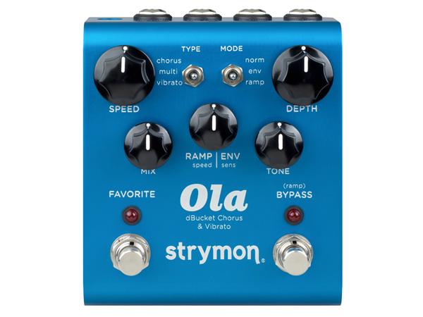 STRYMON Ola Chorus ◆ オーラ・コーラス