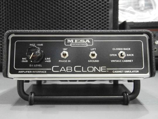Mesa Boogie ( メサ・ブギー ) CAB CLONE 4Ω 【アンプヘッドを手軽にレコーディング】極小入荷 !