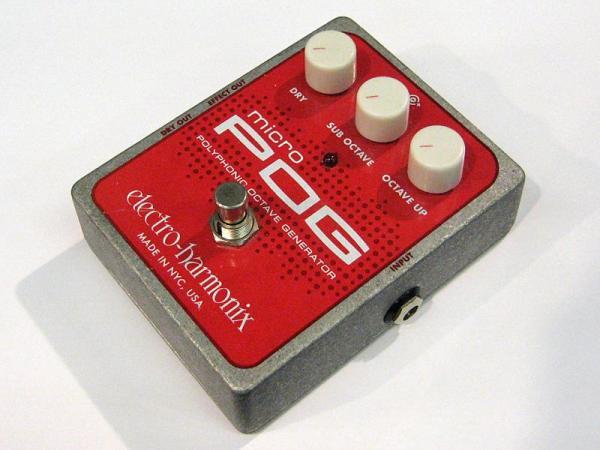 Electro Harmonix ( エレクトロハーモニクス ) MICRO POG < Used / 中古 >
